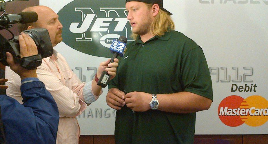 Mangold: Sanchez Should Be Jets Starting Quarterback
