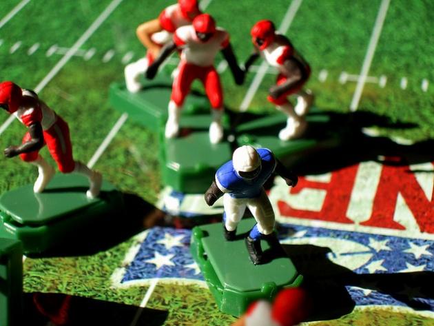 Fantasy Football: Play \ Bench