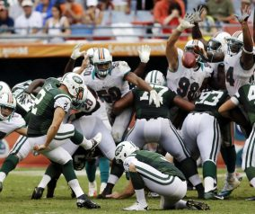 Dolphins At Jets Preview