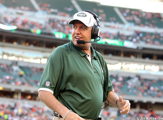 Why Rex Ryan Cannot Coach The Jets Next Year