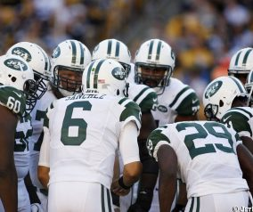 New York Jets At Seattle Seahawks