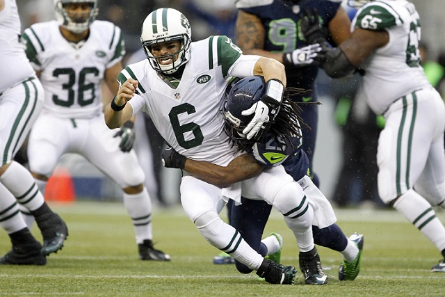 NY Jets Post Game Drill