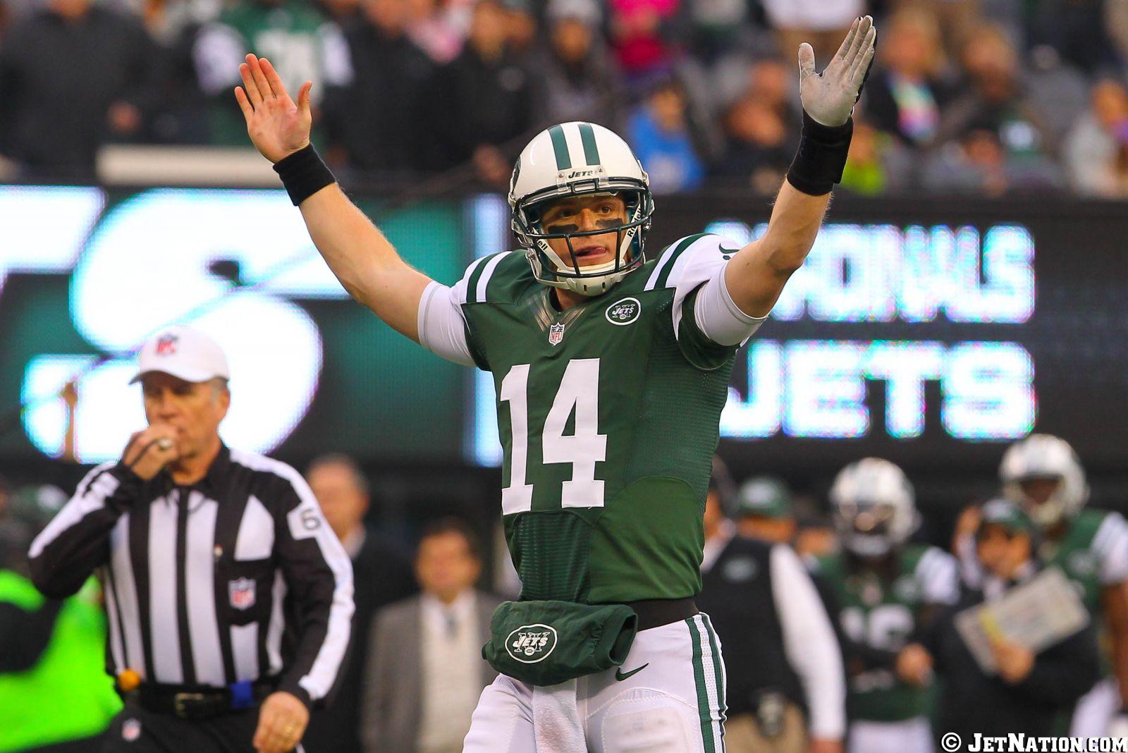 Greg Mcelroy To Start Sunday Ny Jets News