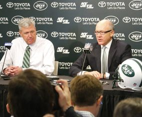 Can John Idzik Jump Start The Jets