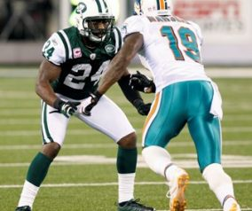 Tension Rises Between Revis And The Jets