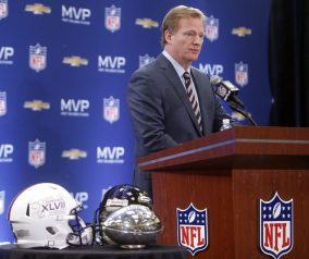 NFL's Goodell Supports Playoff Expansion