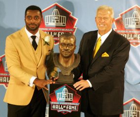 Bill Parcells Elected To Hall Of Fame