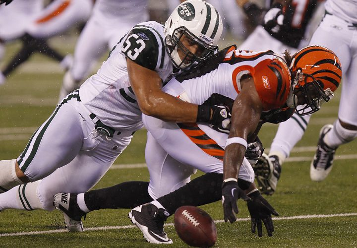 Jets Re-sign LB Mauga To One Year Deal