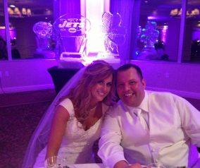 NY Jets Wedding