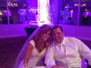 ny jets wedding 2