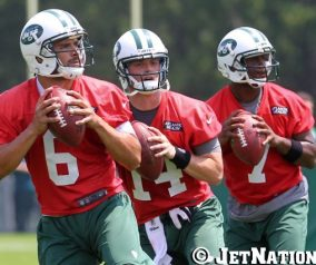 Fans Give Their Opinion On The NY Jets Quarterback Competition (JetNation Podcast)