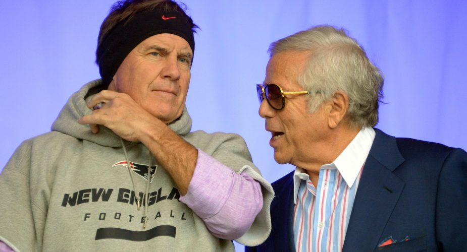 Belichick's Balls Are Found To Be Light
