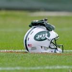 NY Jets Helmet