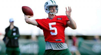Jets Announce Practice Squad; Including Matt Simms