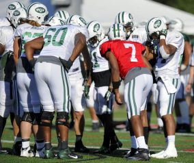 NY Jets Minicamp Talk; Geno Smith Interview