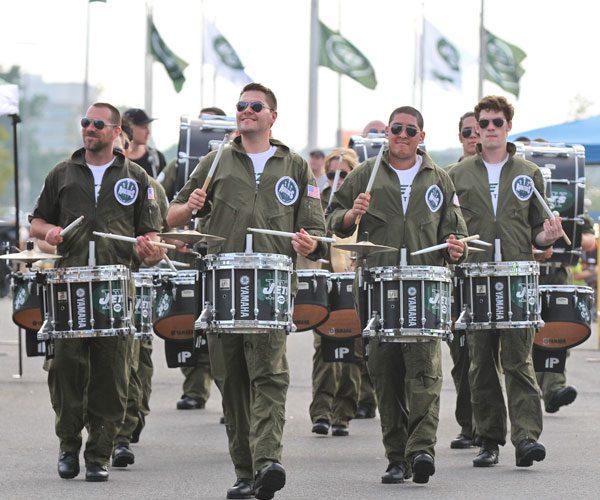 New York Jets Aviators Drumline