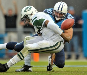 Geno Smith vs Tennesse Titans
