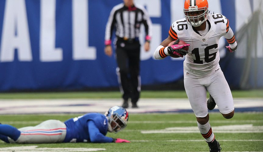 Jets Sign Josh Cribbs