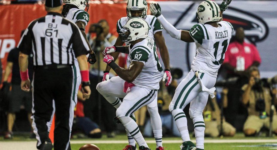 Jets \ Falcons Photo Gallery