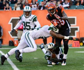 New York Jets Report Card: Week 8