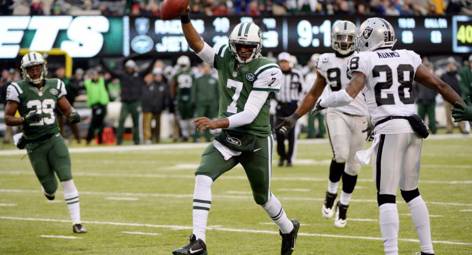 Gailey Says Geno is Jets Starting QB