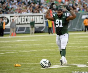 Sheldon Richardson Wins Defensive Rookie Of The Year