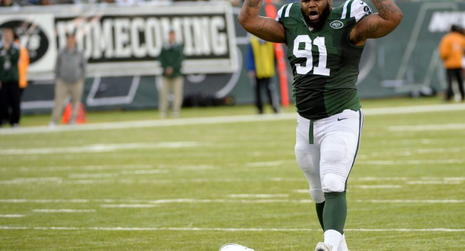 Sheldon Richardson Suspended