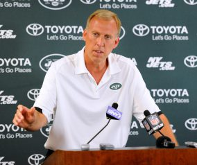 Cimini: Former Jets GM Faults Others for his Failures