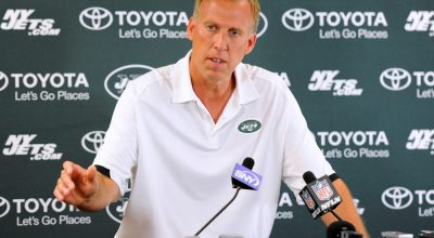For Jets & Idzik, Eight Is Enough