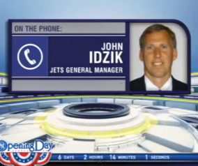 John Idzik On Michael Kay