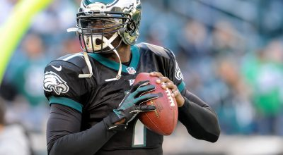 Quarterback Michael Vick Signs With NY Jets