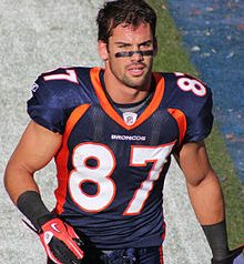NY Jets Sign Wide Receiver Eric Decker