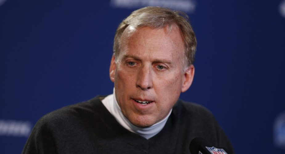 Jets GM Offers Little Hope In Mid-Season Press Conference