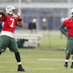 Geno Smith & Michael Vick