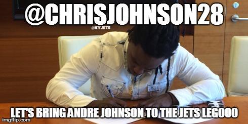 Johnson On Johnson