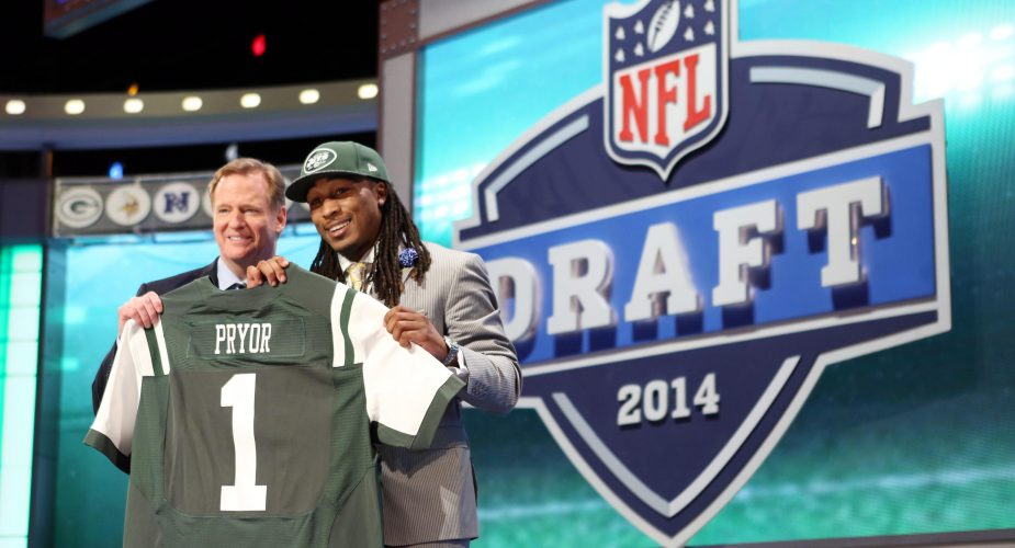 Jets Select Safety Calvin Pryor (1st Round)