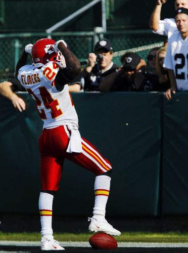 Flowers Stays In AFC West