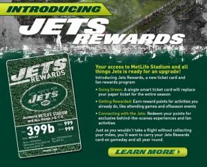 Jets Rewards