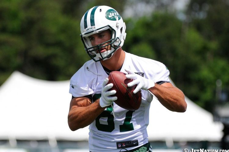 Eric Decker On Playing For The Jets