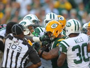 Jets \ Packers; Darrin Walls, Sheldon RIchardson