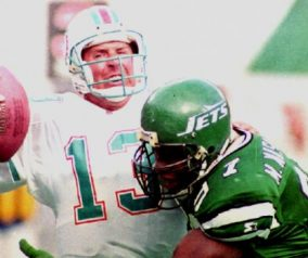 Glenn Naughton Sits Down With Former Jet Marvin Wasington