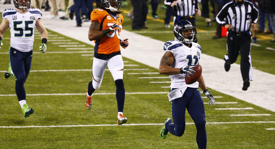 Percy Harvin To The New York Jets