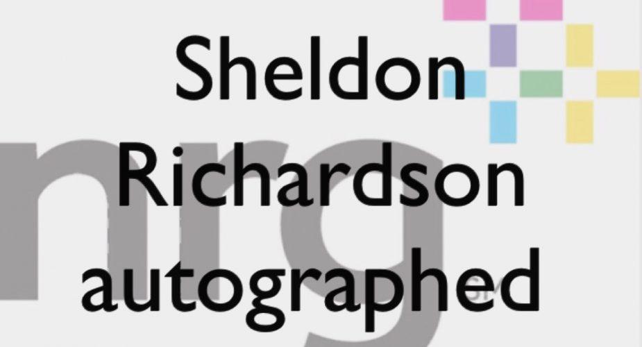Sheldon Richardson Autographed Football Contest