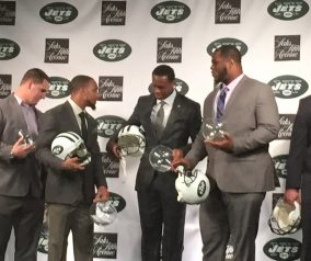 Taste of New York With The NY Jets