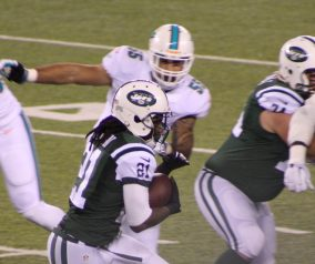 Report: Johnson and Vick to Leave Jets