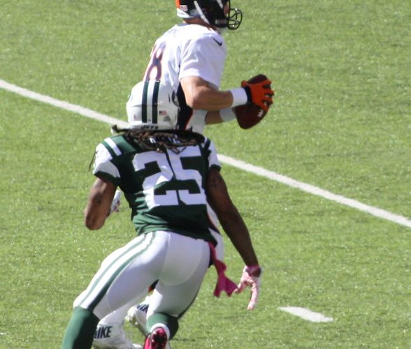 Jets' Rookie Pryor Hopes to Finish Strong