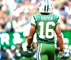 Percy Harvin Will Play and Inactives