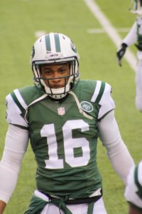 Former Jet Percy Harvin found himself on IR after a strong start to the 2015 season.