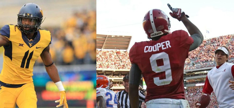 Jets 1st Round Pick Could Come Down to White vs Cooper