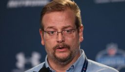 Updated Mike Maccagnan Draft History